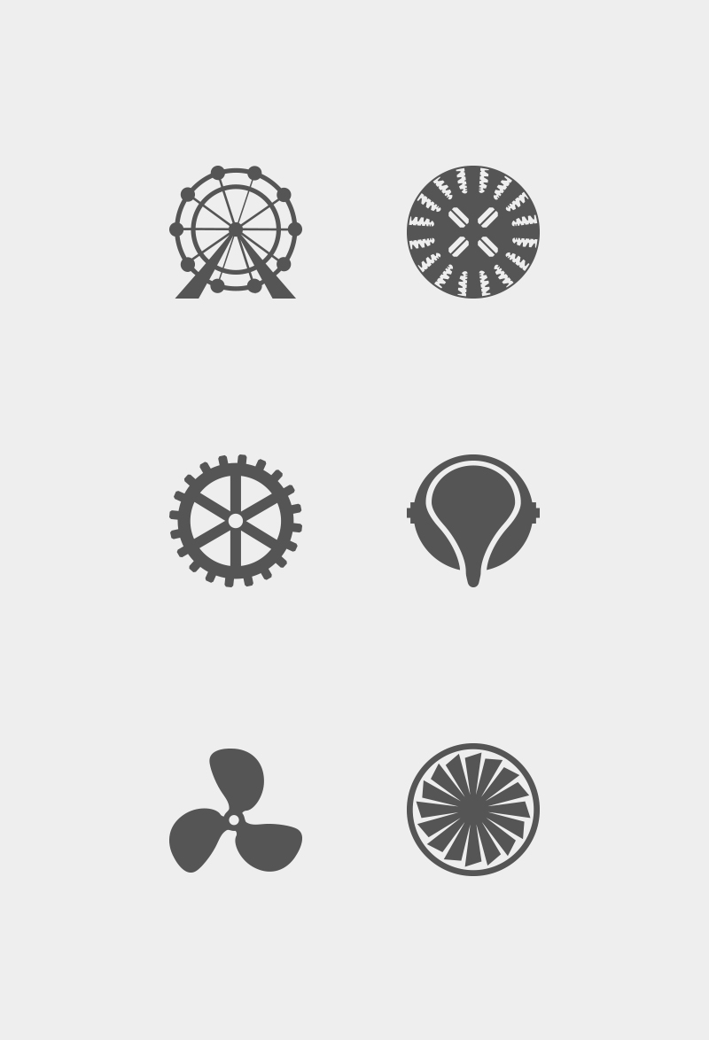 American Chemical Technologies Varnish Icons by Blue Flame Thinking