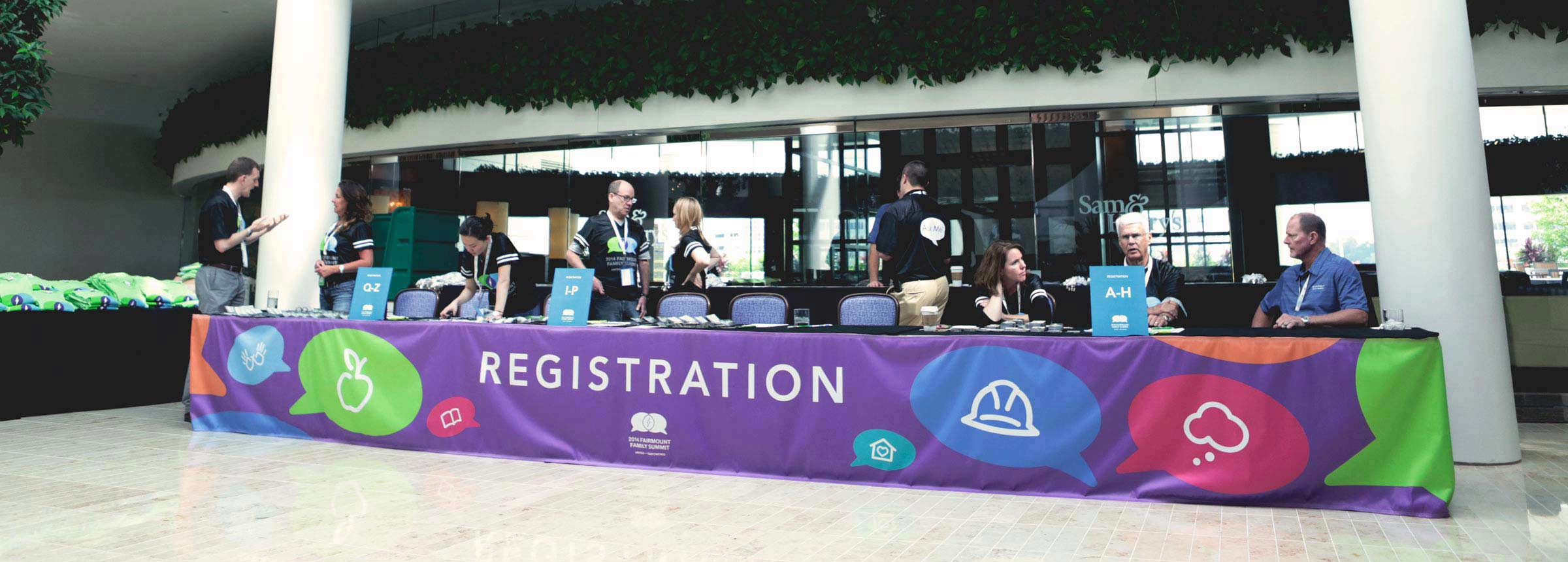 Fairmount Family Summit Registration by Blue Flame Thinking