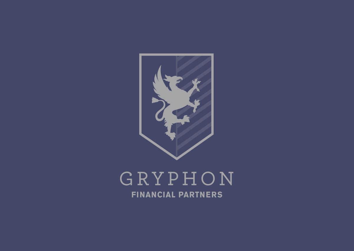 Gryphon Financial Partner's New Logo by Blue Flame Thinking
