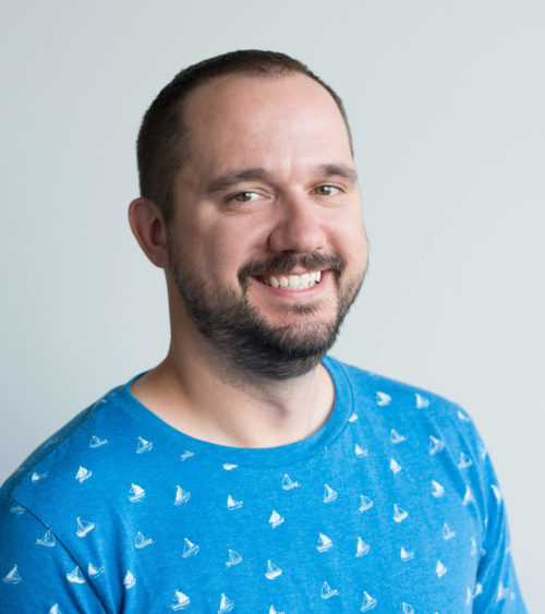 Rob Christensen is a Senior Developer at Blue Flame Thinking.