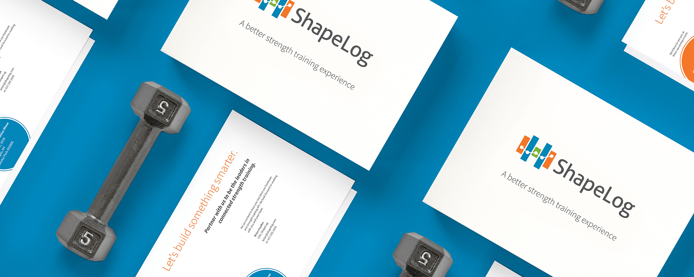 ShapeLog high-value mailer featured image by Blue Flame Thinking