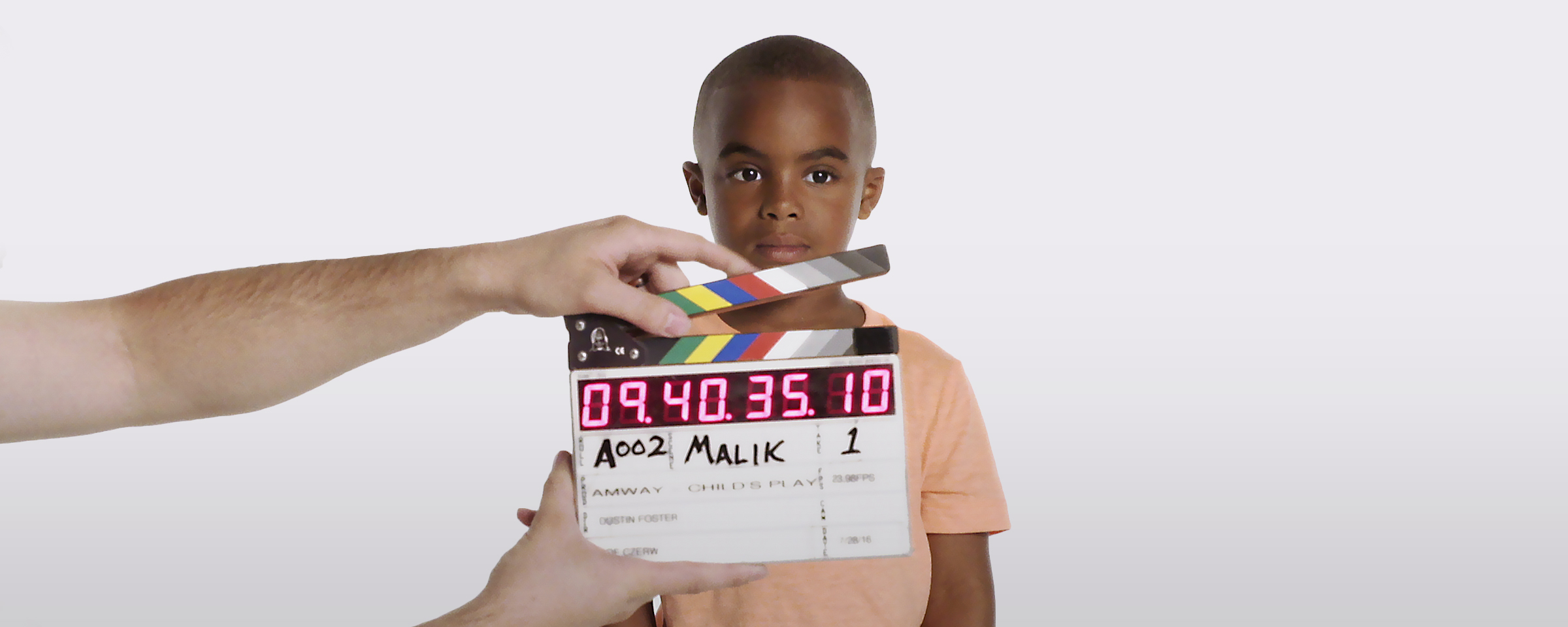 Amway Child's Play Video Shoot by Blue Flame Thinking