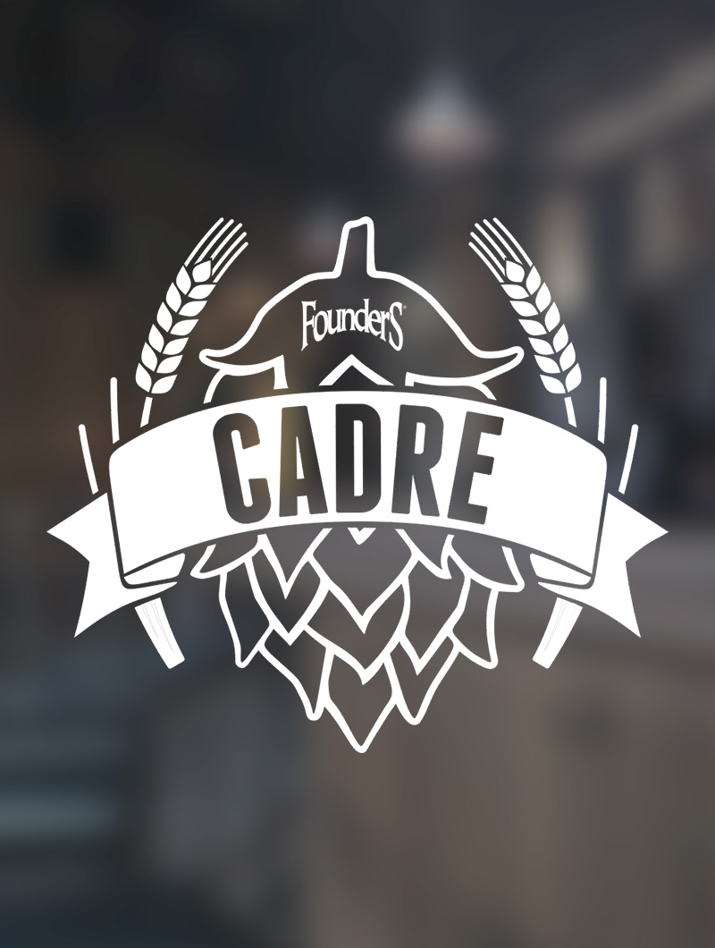 Founders Brewing Cadre Work Thumbnail