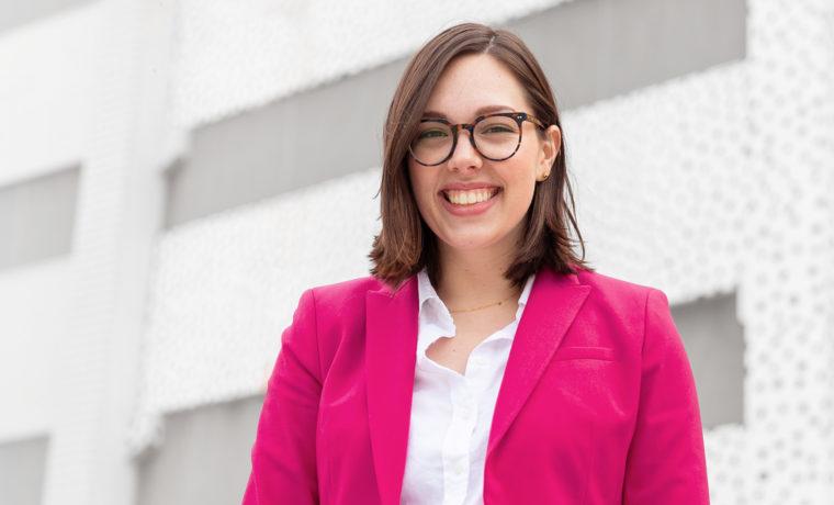 Blue Flame Thinking's SEO and web marketing analytics specialist, Rachel Barnes