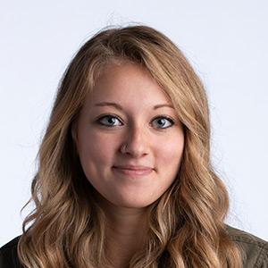 Junior Web Developer at Blue Flame Thinking Kelsie Miller