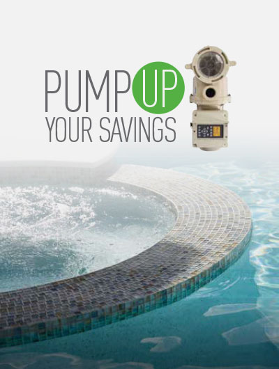 Pump Up your Savings Pentair rebate promotion
